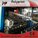 Automatische Plastikcup Thermoforming Maschine