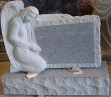 De aangepaste Grafstenen van het Graniet van Grafstenen Goedkope