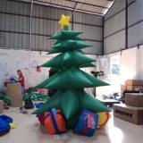 Natale gonfiabile di /Father dell'albero di Natale