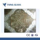 3~8mm 장식무늬가 든 유리 제품 계산된 또는 Windows, 가구, 목욕탕에 사용되는 장식무늬가 든 유리 제품