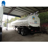 Aluminiumlegierung 46000 Liter Kraftstofftank-halb Schlussteil-