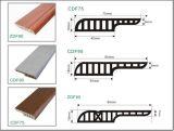 Plinthe en PVC avec 18 mm Gap pour sol stratifié