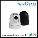 câmera impermeável do CCTV IR da segurança ótica do veículo do zoom 20X