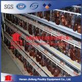 een kooi van het Gevogelte van de Kip van het Kippenhok van het Landbouwbedrijf van het Type van China