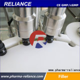 Relleno automático del perfume y máquina de rellenar del petróleo esencial