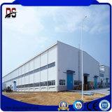 Oficina do aço estrutural de grande extensão da construção do frame de aço