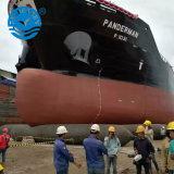 海洋のゴム製エアバッグの船の持ち上がる進水の海難救助のボートのゴムエアバッグ