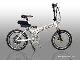 bicicletta piegante elettrica 400W che piega Ebike, 35km/H