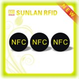 도매 Price ISO 14443 RFID Coin Token Tag Hf Chip S50 (무료 샘플)
