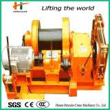 販売のためのよいサービス&High品質ワイヤーロープの電気ウィンチ
