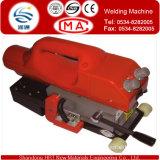 800W máquina caliente de la soldadura de la geomembrana de las ventas para el grueso 0.2-1.5mm de la membrana
