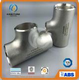 Top Butt Calidad de montaje soldada Wp316 / 316 Ss Igualdad Tee con TUV (KT0251)