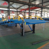 8ton High Quality New Desing Hydraulic Because Face lift Loading Mobile Dock Ramp with Factory Price