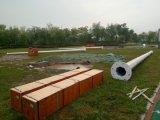 turbina di vento orizzontale di su-Griglia di asse 50kw