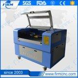 Corte a Laser de CO2 máquina de gravação a laser gravura de madeira de acrílico