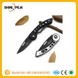 ハンチングを折る小型キャンプのステンレス製のハンドルの存続のナイフの多機能の屋外の戦術的なレスキューツール
