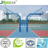 Rivestimento della superficie del campo da pallacanestro dell'acido acrilico