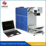 Портативный CO2 лазерная маркировка машины для Non-Metal пластиковые керамические акрилового волокна древесины