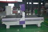 Máquina do router do CNC da certificação do Ce com vácuo e coletor de poeira