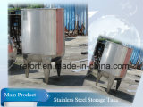 500L Insulated Storage Tank Jacketed Storage Tank Juice Storage Tank