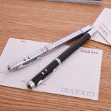 Levering voor doorverkoop 5 in 1 Intrekbare Pen van de Wijzer van de Laser