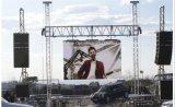 P8 LED Outdoor Wall Vidéo Panneau d'affichage pour accrocher sur Truss