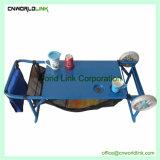 Qualitäts-faltende Strand-Karren-Tisch-Laufkatze-Karre