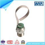 0-40 kpa… 7MPa Acero Inoxidable 316L los Gases Licuados del Sensor de presión de vapor