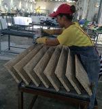 Tiles, Slabs, Countertops (YQG-QS1001)를 위한 백색 Artificial Quartz Stone
