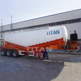 60 de Vervoerders van de Aanhangwagen van Bulker van het Cement van de ton