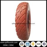 외바퀴 손수레를 위한 편평한 자유로운 PU 거품 바퀴 타이어 16 인치