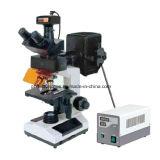 La fluorescence de la recherche digital photo 9.0MP Mikroskop avec les professionnels de la caméra USB