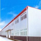 Stahlkonstruktion-Baumaterial-Huhn-Haus für strukturellen Entwurf