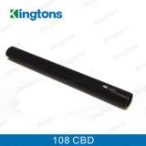 Kingtons 250 Pen 108 van Rookwolken E de Olie van Cbd van de Pen Vape met het Schilderen Oppervlakte