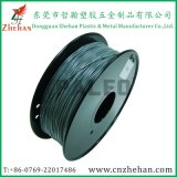 La resistenza dell'alcali e dell'acido ampiamente utilizza il filamento 1kg della stampante di 3.0mm PETG 3D in bobina di plastica