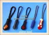PVCジッパーの引き手のためのマイクロPVC注入形成機械かヘッドPVC機械(LX-P008)