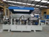 Machine automatique de bordure foncée de travail du bois de garde-robe