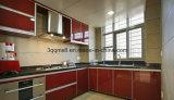 Модульный MDF с Cabinetry кухни PVC