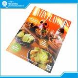 De maandelijkse A4 Druk van het Tijdschrift van de Kleur van de Steek van het Zadel