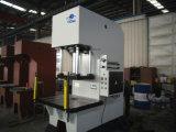 Yw41 máquina de la prensa hidráulica de la columna del C-Marco de la serie 500t sola