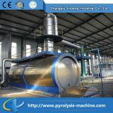 Sistema di plastica di raffinazione del petrolio di pirolisi