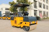 中国の構築機械装置の製造者2トンのローラーのコンパクター
