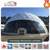 Het grote Elegante Huis van het Frame van het Aluminium Geodetische Groene voor de Landbouw