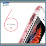 A caixa de metal para iPhone 6 6s Plus 6 S casos cintilantes Bonitinha