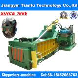 Machine à emballer en acier de rebut hydraulique de presse en métal Y81