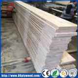 Andamio de madera de pino de alta calidad La tabla de madera para construcción Builinding LVL