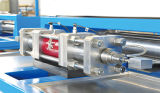 Kleine 4 Mittellinien-Wasserstrahlausschnitt-Maschine für Glas
