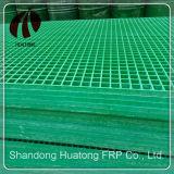 GRP/Pasarela de FRP/rejilla rejillas de fibra de vidrio