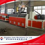 PE/PP/PVC Bois Plastique/WPC Plancher de la ligne de production d'Extrusion