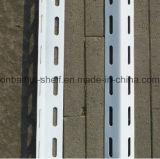 널리 이용되는 창고에 의하여 배열되는 각 리베트 철 선반 Muliti 수준 선반설치